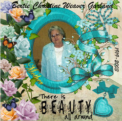 Bertie Christine <i>Weaver</i> Garland