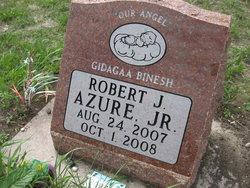 Robert James Spotted Eagle Azure, Jr