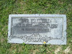 Paul Estil Lilly