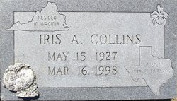 Iris <i>Andrews</i> Collins