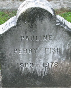 Pauline <i>Perry</i> Fish