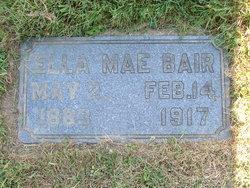 Ella Mae <i>Overmyer</i> Bair