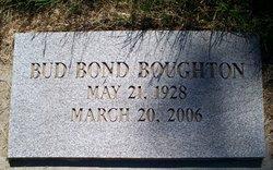 Bud Bond Boughton