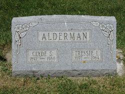 Tressie L <i>Nelson</i> Alderman