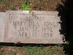 Mary Ola <i>West</i> Jones