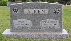 Marguerite S Aiken