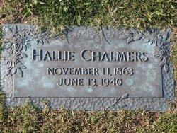 Hallie Chalmers