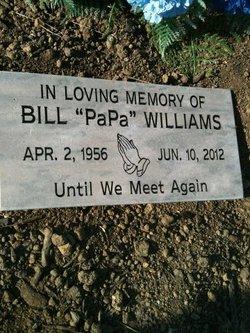 William D. Bill Williams