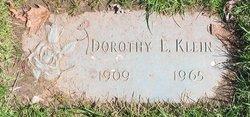 Dorothy E Klein