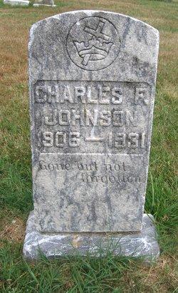 Charles F. Johnson