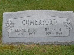 Kenneth M Comerford