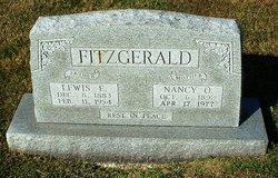 Nancy Oley <i>Boyd</i> Fitzgerald