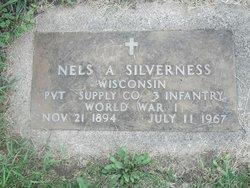 Nels Alvin Silverness
