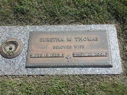 Euretha M. <i>Millikin</i> Thomas