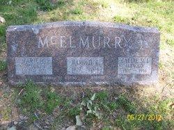 Harold Cole McElmurry, I