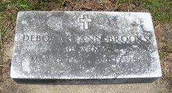 Deborah Ann Brooks
