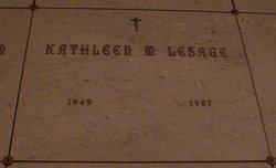 Kathleen Mary Le Sage