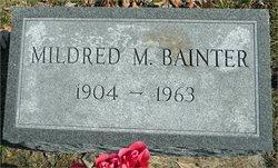 Mildred May <i>Wagy</i> Bainter