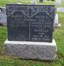 Isabella Bowman