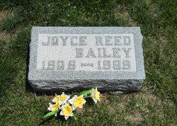 Joyce <i>Reed</i> Bailey
