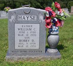 William Christopher Bill Hayse