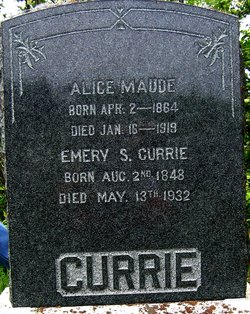 Emery Sutherland Currie
