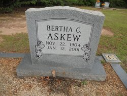Bertha C. Askew