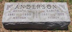 Carl Otto Anderson