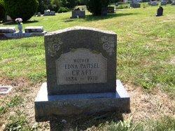 Hattie Edna <i>Paitsel</i> Craft
