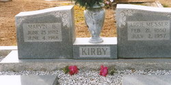 Arrie Leona <i>Messer</i> Kirby
