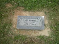 Ann Russell