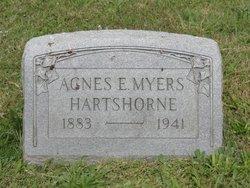 Agnes E. Myers Hartshorne