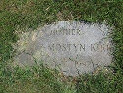 Mary <i>Mostyn</i> Kirk
