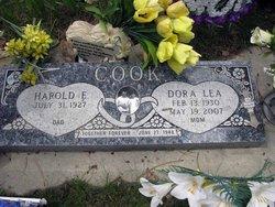 Dora Lea <i>Yost</i> Cook