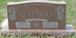 Nancy B. Albright