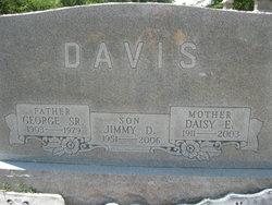 Daisy E Davis