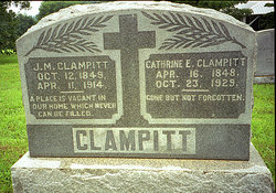 Cathrine E Clampitt