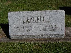Mary Edna <i>Gladstone</i> Banker