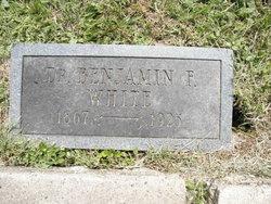 Dr Benjamin F White