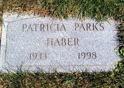 Patricia Lenore Pat <i>Parks</i> Haber