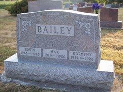 Edwin Bailey