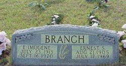 Ernest Samuel Branch