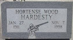 Hortense Wood Hardesty