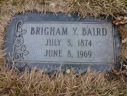 Brigham Y. Baird