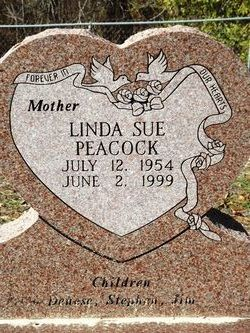 Linda Sue <i>Peacock</i> Peacock