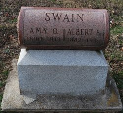 Amy Orpha <i>Ridlen</i> Swain