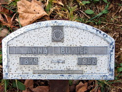 Anna Jane <i>Gammon</i> Butler