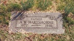 Alfred Whitney Hartshorne
