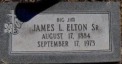 James Lyman Big Jim Elton, Sr