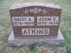 Daisy Angeline <i>Stoltz</i> Atkins